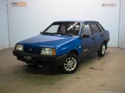LADA 21099 1996 г. (синий)