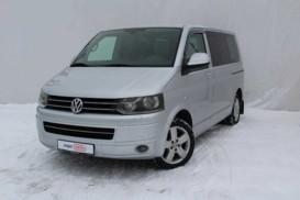 Volkswagen Multivan 2010 г. (серебряный)