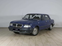 ГАЗ 3110 «Волга» 1999 г. (синий)