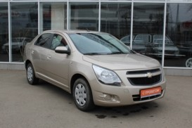 Chevrolet Cobalt 2013 г. (бежевый)