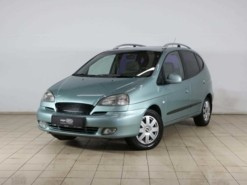 Chevrolet Rezzo 2007 г. (зеленый)