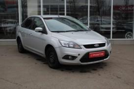Ford Focus 2011 г. (серебряный)