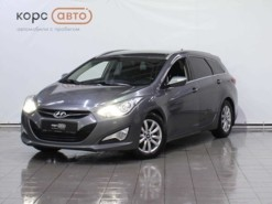 Hyundai i40 2013 г. (серый)