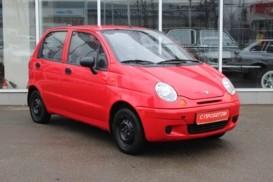 Daewoo Matiz 2012 г. (красный)
