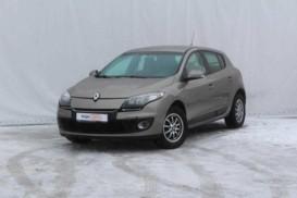 Renault Megane 2013 г. (бежевый)