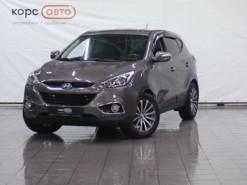 Hyundai ix35 2014 г. (коричневый)