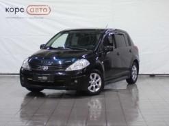 Nissan Tiida 2010 г. (черный)