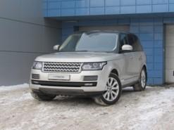 Land Rover Range Rover 2013 г. (бежевый)