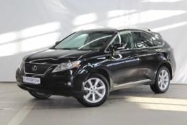 Lexus RX 2011 г. (черный)