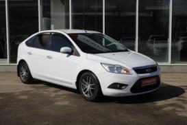 Ford Focus 2010 г. (белый)