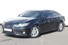 Lexus ES 2012 г. (черный)