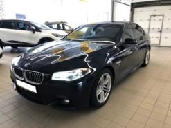 BMW 5er 2014 г. (синий)
