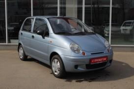 Daewoo Matiz 2012 г. (голубой)