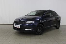 Škoda Rapid 2016 г. (синий)
