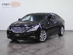 Hyundai Sonata 2010 г. (черный)