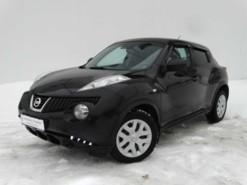 Nissan Juke 2011 г. (черный)