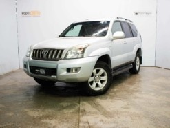 Toyota Land Cruiser Prado 2009 г. (серебряный)