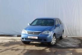 Chevrolet Lacetti 2006 г. (синий)