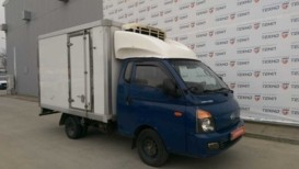 Hyundai Porter II 2013 г. (синий)