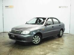 Chevrolet Lanos 2009 г. (синий)