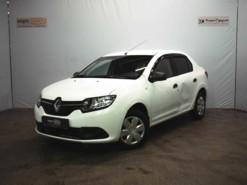Renault Logan 2015 г. (белый)