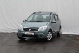 Renault Sandero 2010 г. (синий)