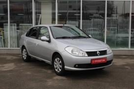 Renault Symbol 2010 г. (серебряный)