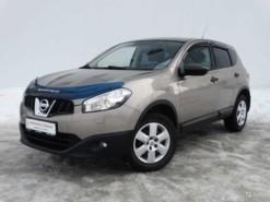 Nissan Qashqai 2011 г. (коричневый)