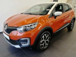Renault Kaptur 2017 г. (оранжевый)
