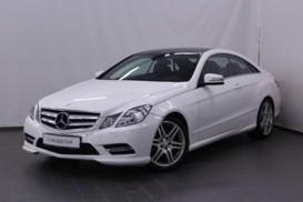 Mercedes-Benz E-klasse 2013 г. (белый)