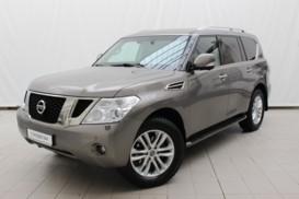 Nissan Patrol 2013 г. (коричневый)