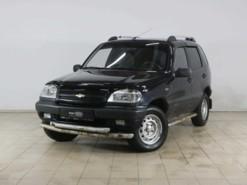 Chevrolet Niva 2005 г. (синий)
