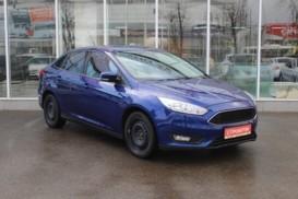 Ford Focus 2015 г. (синий)