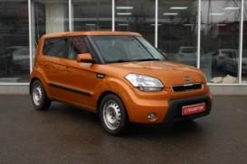Kia Soul 2010 г. (оранжевый)