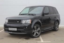 Land Rover Range Rover Sport 2011 г. (черный)