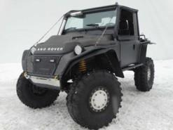 Land Rover Defender 2007 г. (черный)