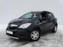 Opel Mokka 2013 г. (черный)