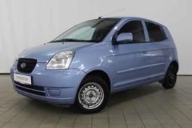 Kia Picanto 2006 г. (голубой)