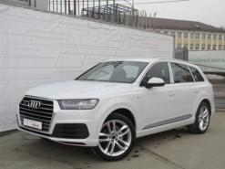 Audi Q7 2019 г. (белый)