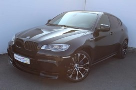 BMW X6 M 2012 г. (черный)