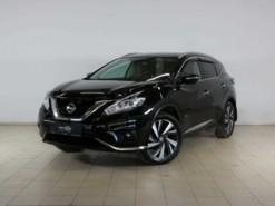 Nissan Murano 2016 г. (черный)