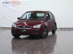 Ford Focus 2005 г. (серый)
