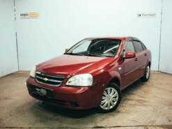 Chevrolet Lacetti 2010 г. (красный)