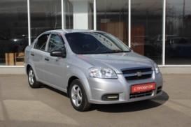 Chevrolet Aveo 2008 г. (серебряный)