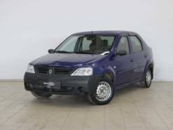 Renault Logan 2006 г. (синий)