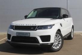 Land Rover Range Rover Sport 2018 г. (белый)