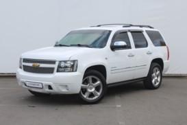 Chevrolet Tahoe 2013 г. (белый)