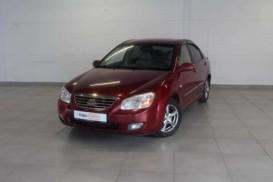 Kia Cerato 2007 г. (красный)