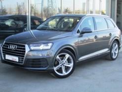 Audi Q7 2019 г. (серый)