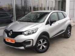 Renault Kaptur 2017 г. (серый)